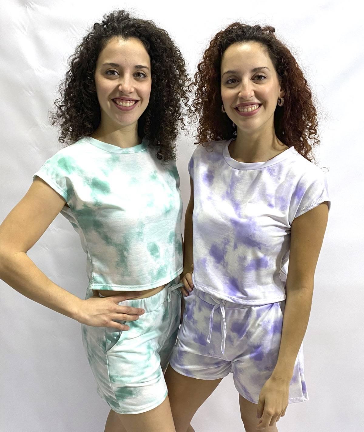 Conjunto Tie - Dye